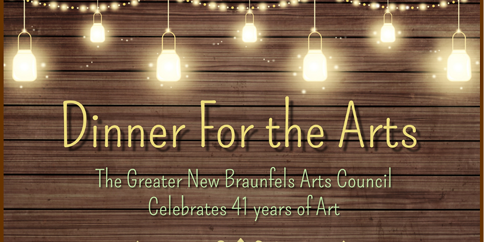 41st Annual Dinner For the Arts