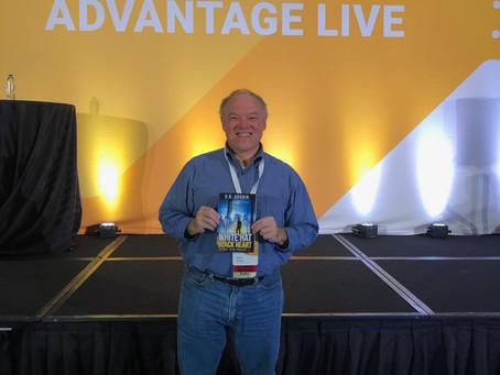 Author Advantage Live