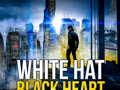 White Hat Black Heart Audiobook is Live