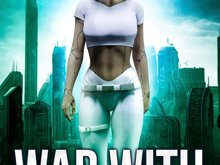 War with Black Iris New Cover Reveal