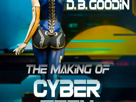 The Making of the Cyber Teen Project eBook Live on Amazon