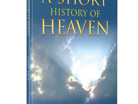 My book: A Short History of Heaven