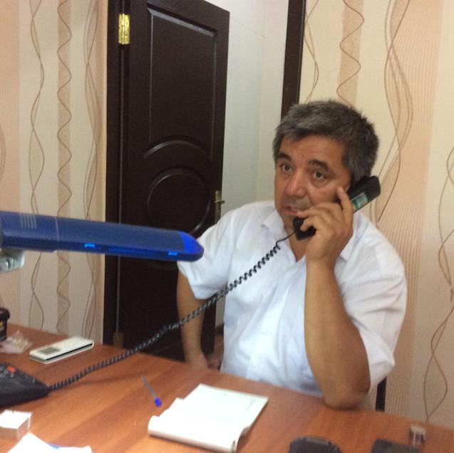 Akram Yakubov