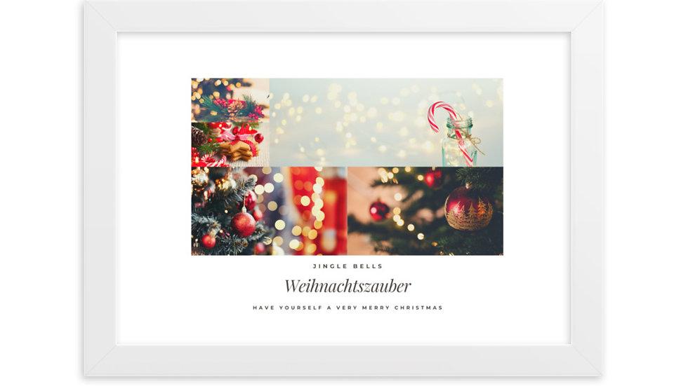 Artprint: Weihnachtszauber