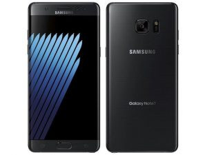 Samsung Galaxy Note7 smartphone recall for burn and fire hazard