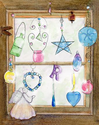 Roberta's window