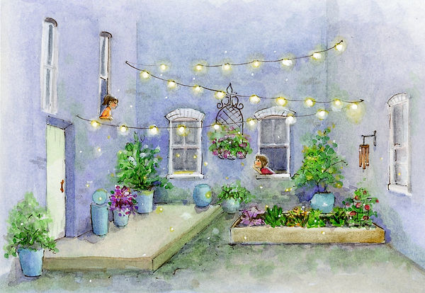 The Bistro Garden
