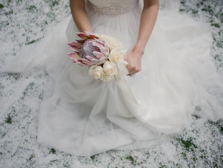 Elbie & Chris' Fairytale Wedding