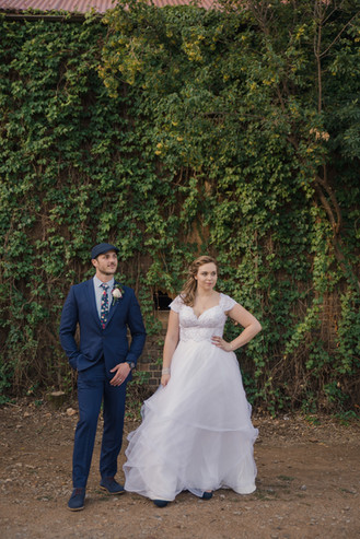 Snowflake Photography | Free State Wedding Photographer