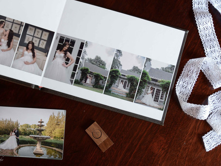 Client Designer Wedding Albums