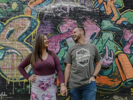 Aneke & Shaun se liefdes verhaal