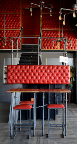 Interior Restaurand Photography