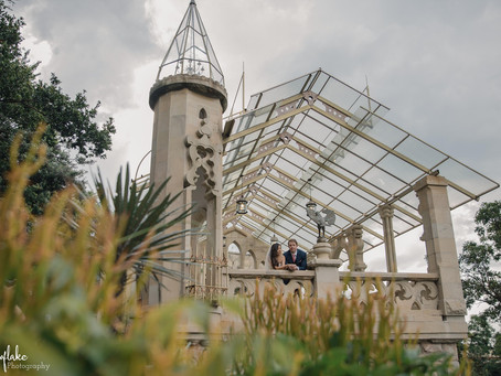 Shepstone Gardens Wedding