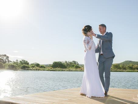 Marlene & Willem's Wedding Day