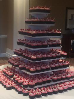 425 Vegan Vanilla Cupcakes