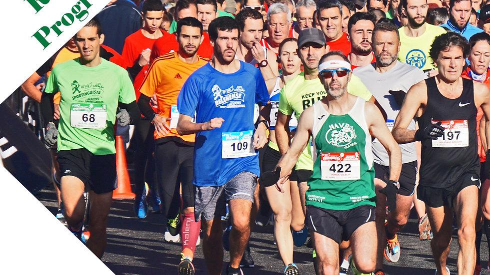 Running Programme