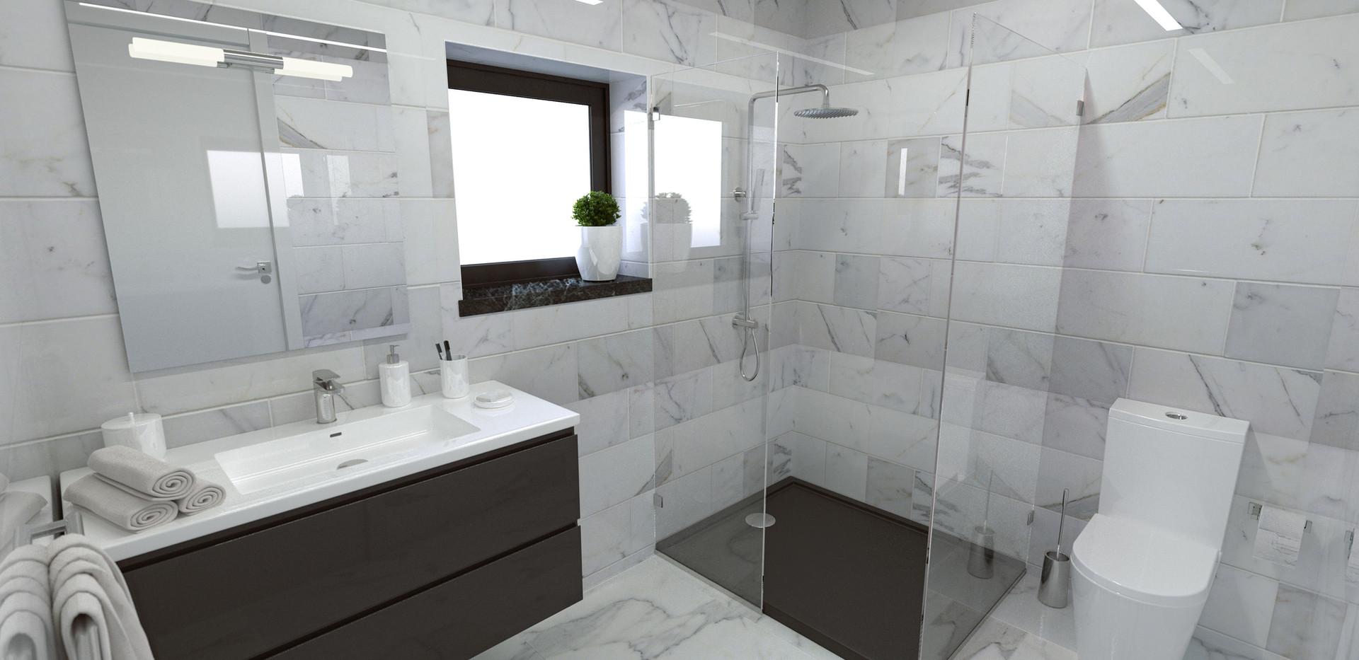 Casa De Banho em 3D