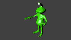 3D - ALIEN