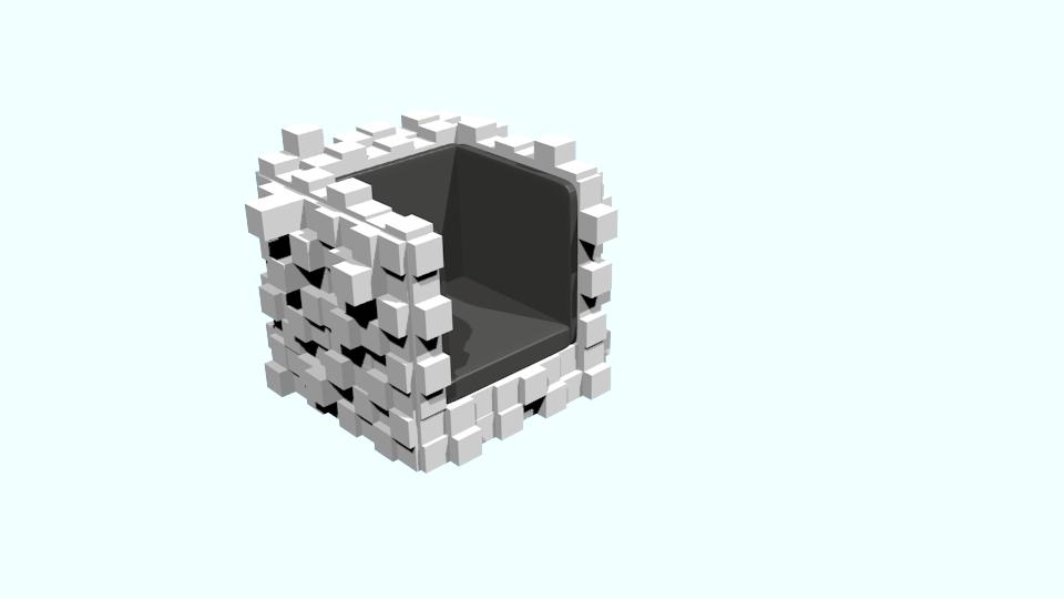3D - CADEIRÃO