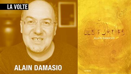 Alain Damasio - Les furtifs aux éditions La Volte