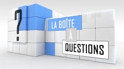 La boîte à questions
