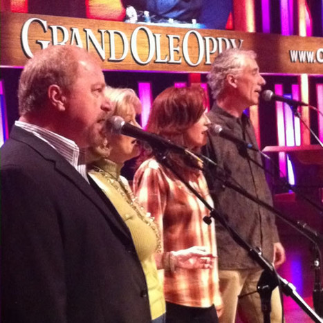 Kim and Grand Ole Opry Singers