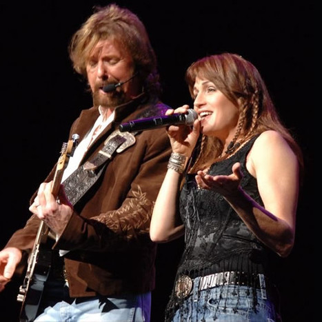Kim and Ronnie Dunn