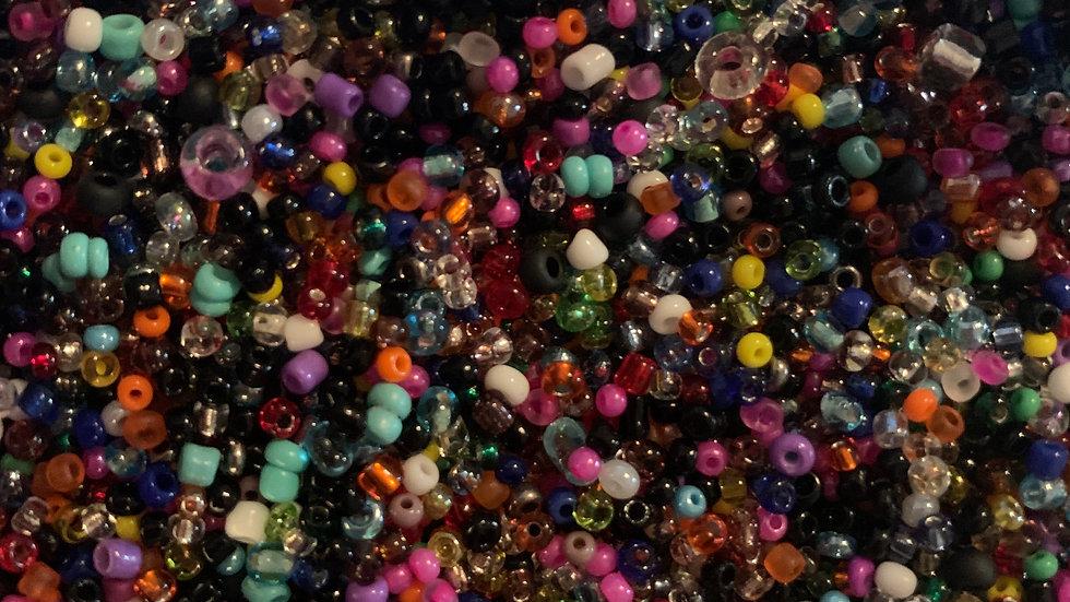 MultiColored Waist Beads