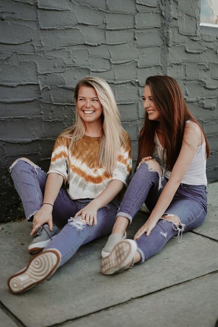 Caroline & Jenna