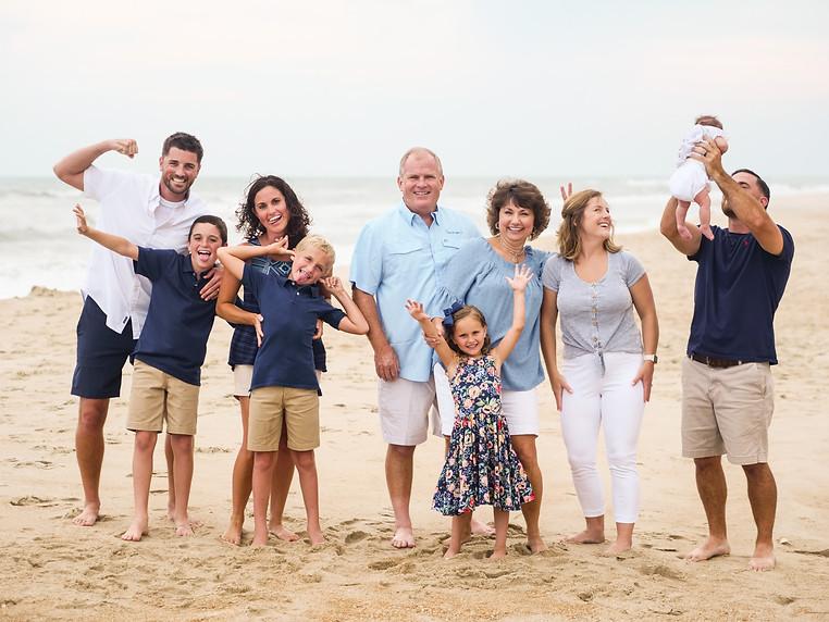 The Crocker Family