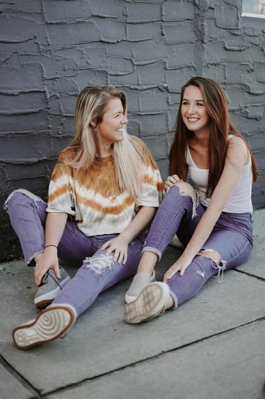 Jenna & Caroline