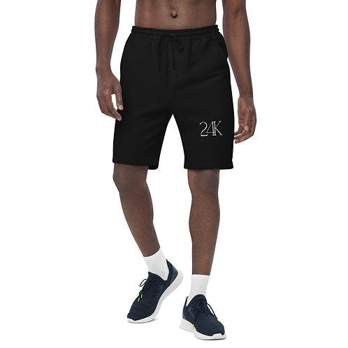 24K Fleece Shorts