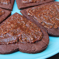 Chocolate Praline Cookies