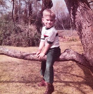3-Mike on Tree.MD.JPG