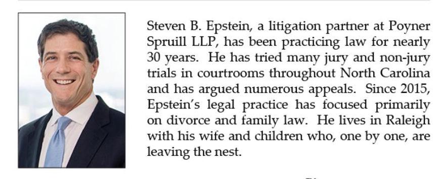 Steven B. Epstein biography