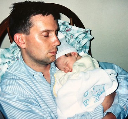 29-Mike with baby.MD.JPG