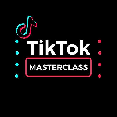TikTok Masterclass