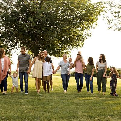 B Wall & Family