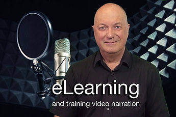 Peter Baker Professional Voiceover