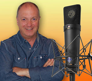 PETER BAKER, THE WORLD'S BEST VOICEOVER