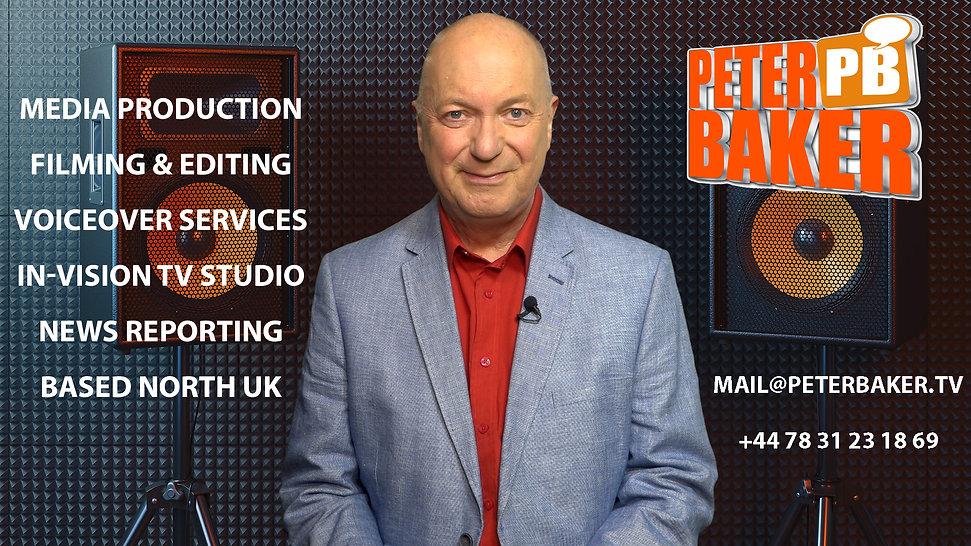 Peter Baker media production