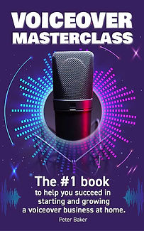 Voiceover Masterclass - Kindle