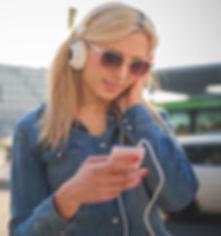 Audiobooks recorded professionally in a studio