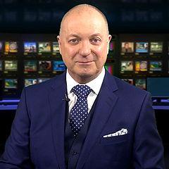 PETE BAKER TV News Host