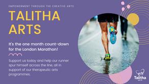 London Marathon: Less Than One Month to Go!