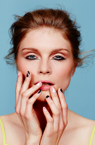 Summer Make-Up & Nail Trends