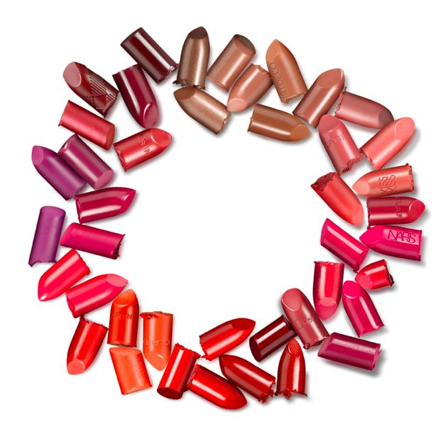 Lipstick Colour Wheel