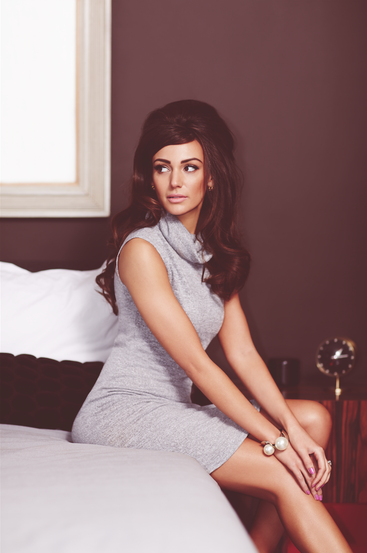 Michelle Keegan- Cover Shoot