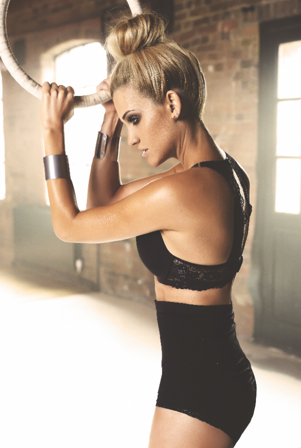 Ashley Roberts- Body Toning