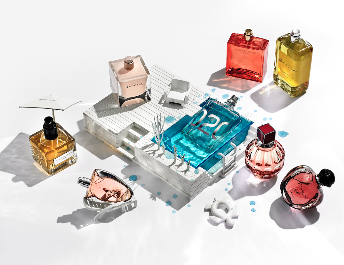 Poolside Summer Scents